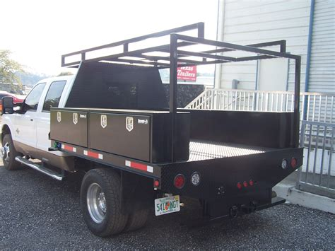 custom truck beds trailers trailers for sale