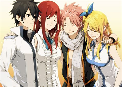 fairy tail manga fairy tail characters anime photo 31764068 fanpop