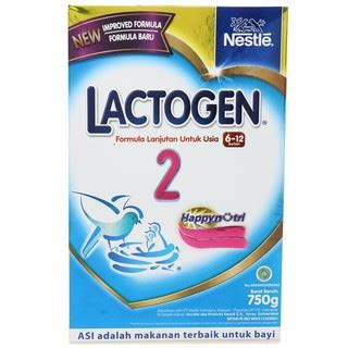 Lactogrow 4 750gr lactogen 1 2 lactogrow 3 4 750gr shopee indonesia