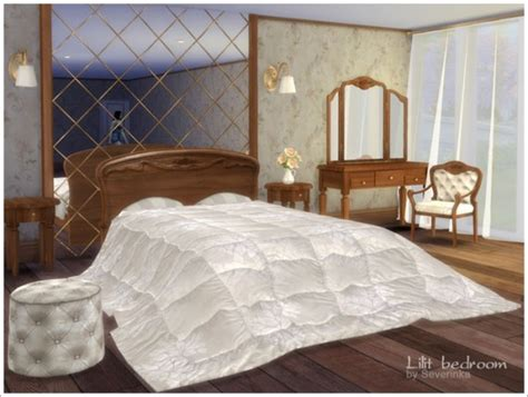 Custom Schlafzimmer Sets by Sims By Severinka Lilit Bedroom Sims 4 Downloads