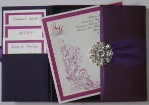 box wedding invitations wedding invitation boxes silk invitation couture