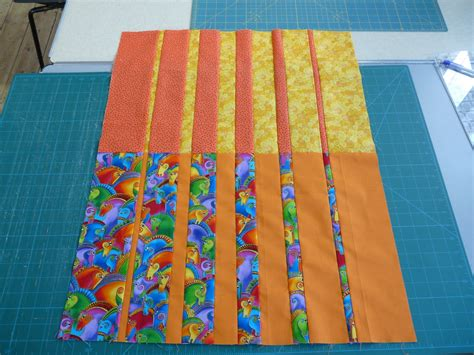 Convergence Quilts by Adventures In Quilting And Sailing Ricky Timms