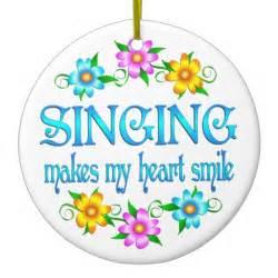 singing smiles christmas tree ornament