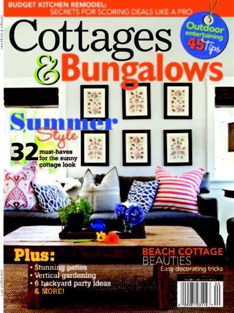 cottage bungalows magazine cottage pinterest