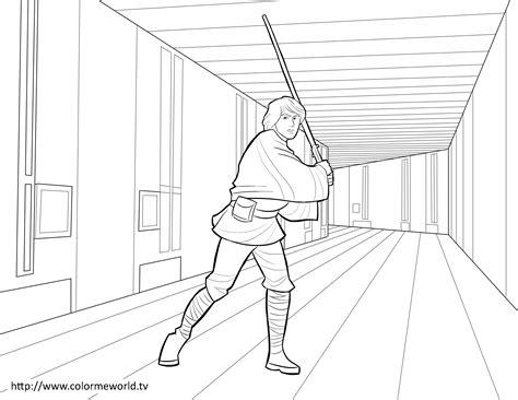 luke skywalker coloring pages luke skywalker coloring pages www pixshark images