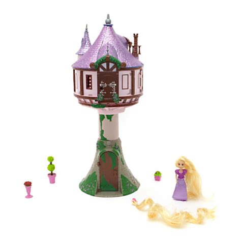Rapunzell Mp rapunzel tower playset dolls disney gifts more disney store