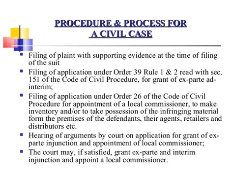 section 151 of code of civil procedure ipr laws