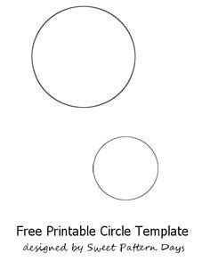 cupcake circle template cupcake topper flag and circle templates miniature