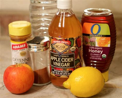 Apple Cider Vinegar As A Liver Detox by Detox Water Recipes To Flush Your Liver Womans Vibe
