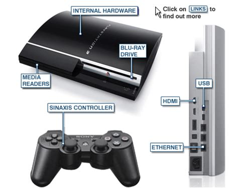 Playstation 3 Finally To Arrive In Uk by News Technology Factfile The Playstation 3