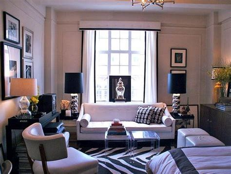 1 Bedroom Apartment Decorating Ideas Small Living Studio Apartments And Small Living Spaces On Pinterest