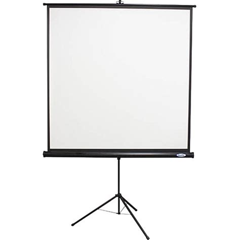 Tripod Screen 70 hamiltonbuhl value line tripod projection screen tps t70