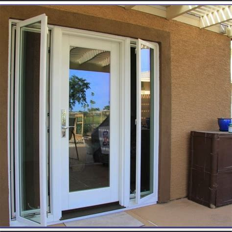 Patio Doors With Sidelights That Open Patio Doors With Patio Doors With Sidelights