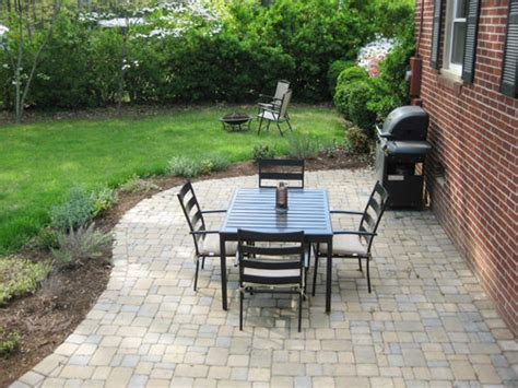 cheap backyard patio ideas our 319 patio makeover complete with loungers a fire