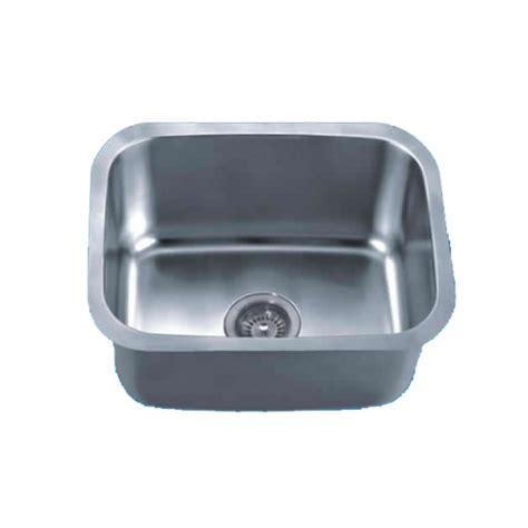 24 inch kitchen sink asu103 single bowl undermount sink for minimum 24