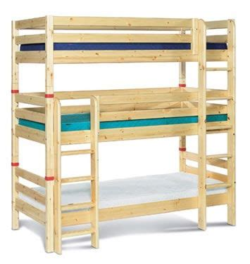triple bunk bed for sale 17 best ideas about triple bunk bed ikea on pinterest