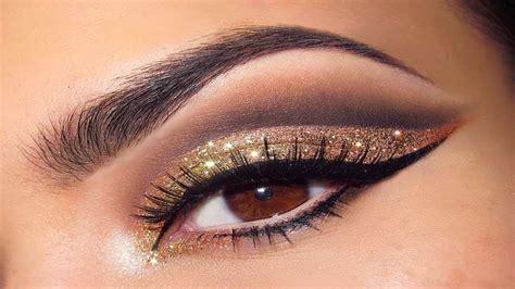 Eyeshadow Glitter makeup trends 2016 getready mobile salon