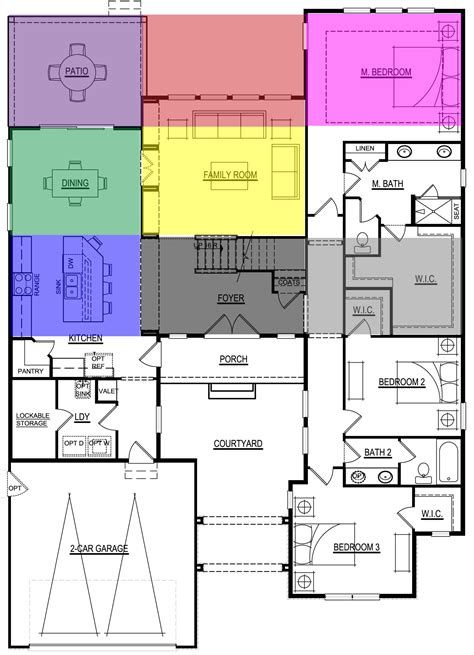 bagua floor plan feng shui house plans escortsea