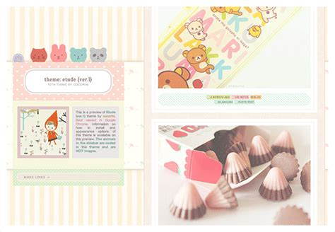 cute redirect themes tumblr cocorini themes patterns themes