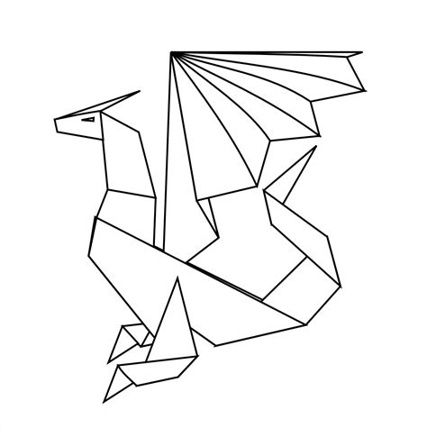 187 dragon paper 13 art coloring book colouring sheet page