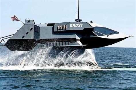 ghost boat juliet marine s ghost boat will be hard sell to us navy