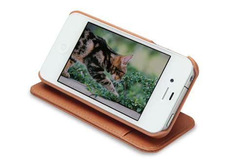 Tunewear Tunefolio 3 Brownblack tunefolio leather iphone 4s