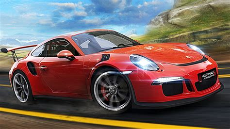 Porsche Sweepstakes - win the porsche 911 gt3 rs in asphalt 8 airborne gameloft central