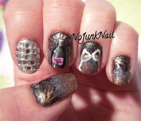 cutting nails new year new year s nail designs studio design