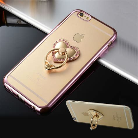 fashion universal mobile phone ring stent cell phone ring holder luxury finger grip