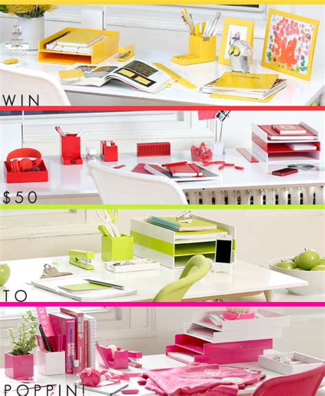Poppin Gift Card - bubby and bean living creatively giveaway win a 50 gift card to poppin