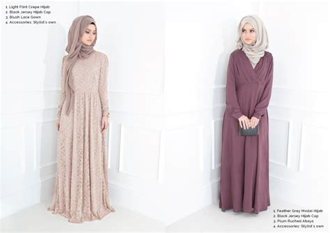 Baju Muslim Simply Byna Dress fashionable muslim fashion for 2015 hijabiworld