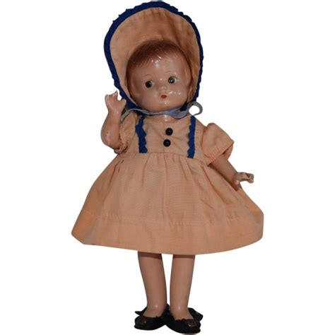 effanbee composition doll effanbee composition patsyette doll from joan