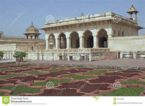 giardini islamici padiglione e giardini islamici fotografia stock immagine