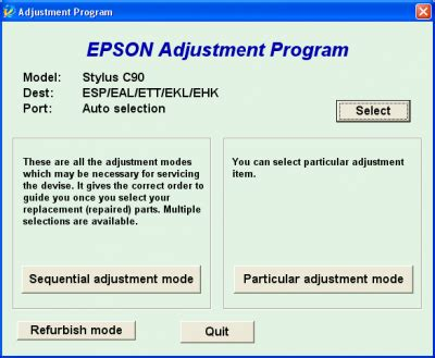 adjustment resetter full version software epson adjustment program software