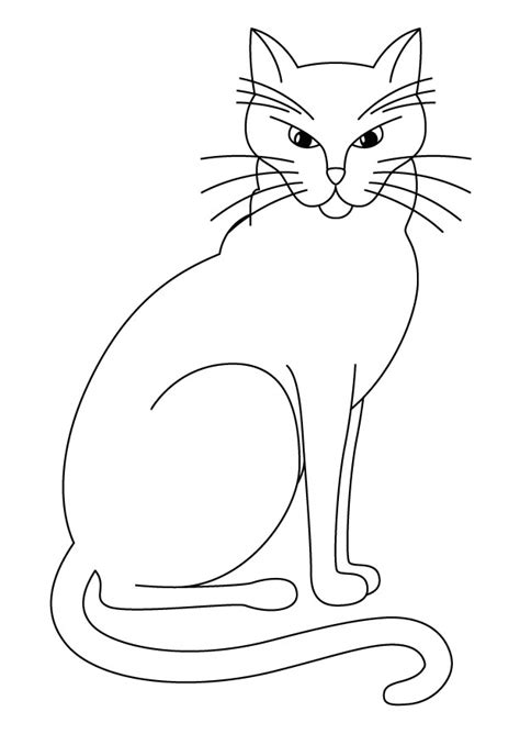 two cats coloring pages d cats colouring pages page 2