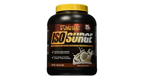 Whey Protein Mutant mutant isosurge whey protein reviews sandeepweb