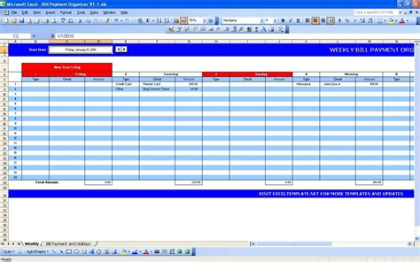 Excel Spreadsheet For Monthly Bills by Excel Spreadsheet For Monthly Bills Laobingkaisuo
