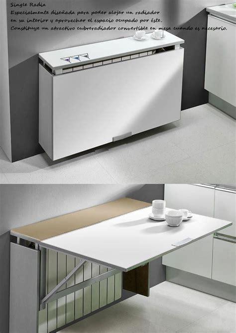 mesas plegables  abatibles  la cocina cocina