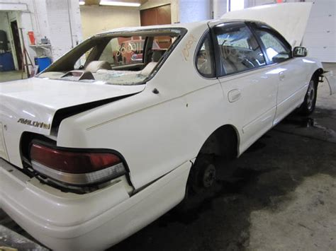1996 toyota avalon parts parting out 1996 toyota avalon stock 110008 tom s