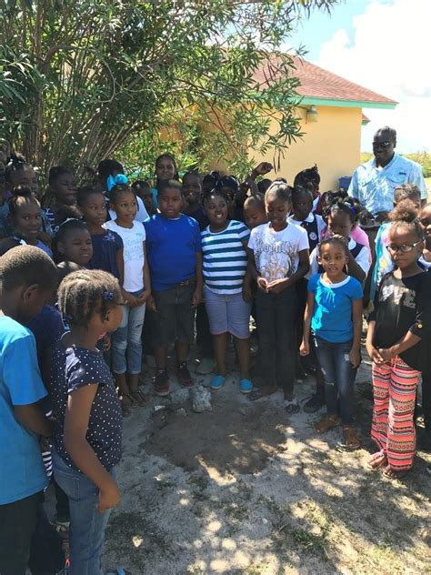 St Rok Dannis breadfruit in bahamian schools trees that feed