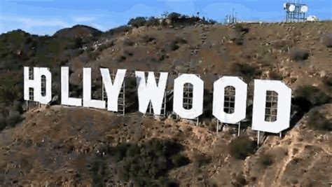 hollywood sign gif hollywood gif find share on giphy