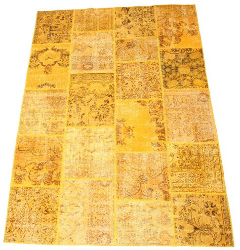 Patchwork Carpet - patchwork vintage carpet 305 x 204 cm