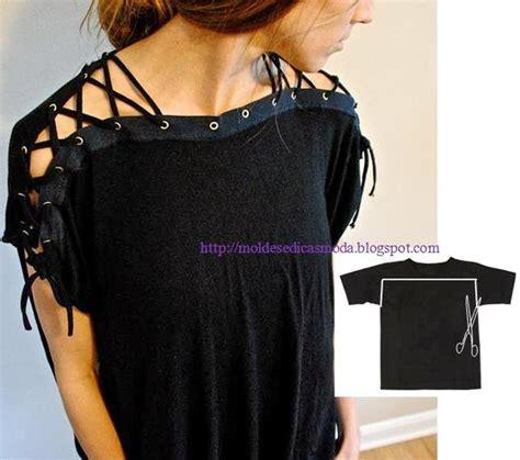 T Shirt 10 Into refashion t shirts into tops