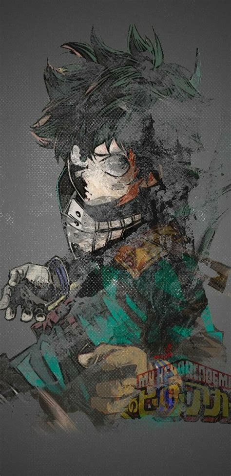 izuku midoriya supreme hd iphone wallpapers wallpaper cave