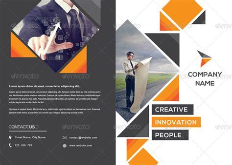 unique brochure templates creative brochure templates 15 corporate brochure design