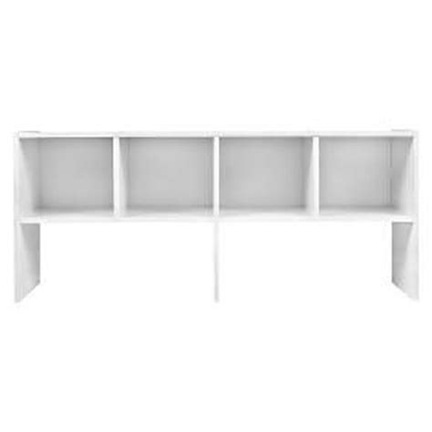 Closetmaid Desk Closetmaid 4 Compartment Closet Shelf Organizer White
