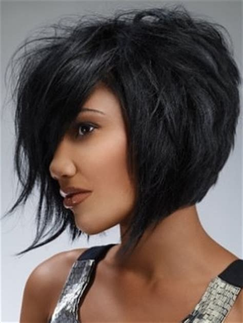 short choppy layered a line haircut layered bob hairstyles hairstyles 2017 hair colors and