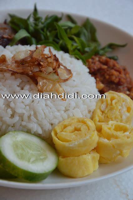 membuat nasi uduk yg wangi dan uenak diah didi s kitchen bikin nasi uduk sendiri lebih enak
