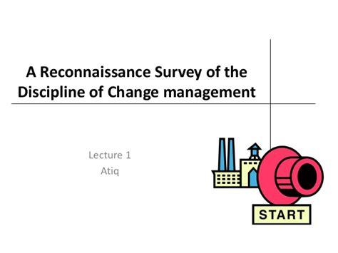 Ecps 7 Step Plan Of change management