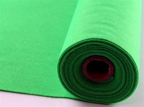 Kaca Acrylic Per Meter plain acrylic felt fabric micro roll per 2 5 metre roll